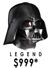 eFX - DARTH VADER HELMET LEGEND - EPISODE IV: A NEW HOPE - Page 3 210