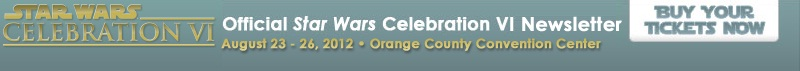 Star Wars - Celebration VI / Celebration 6 Header11