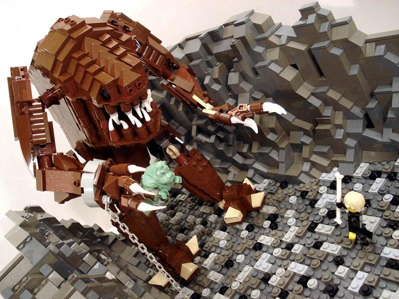 Les créations LEGO sur le NET - Page 2 Jedivs10