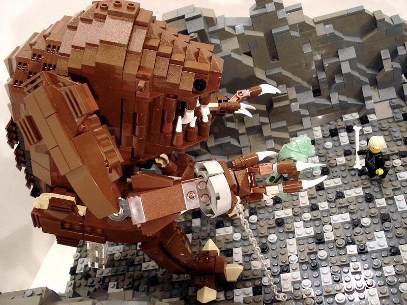 Les créations LEGO sur le NET - Page 2 Jedivs11