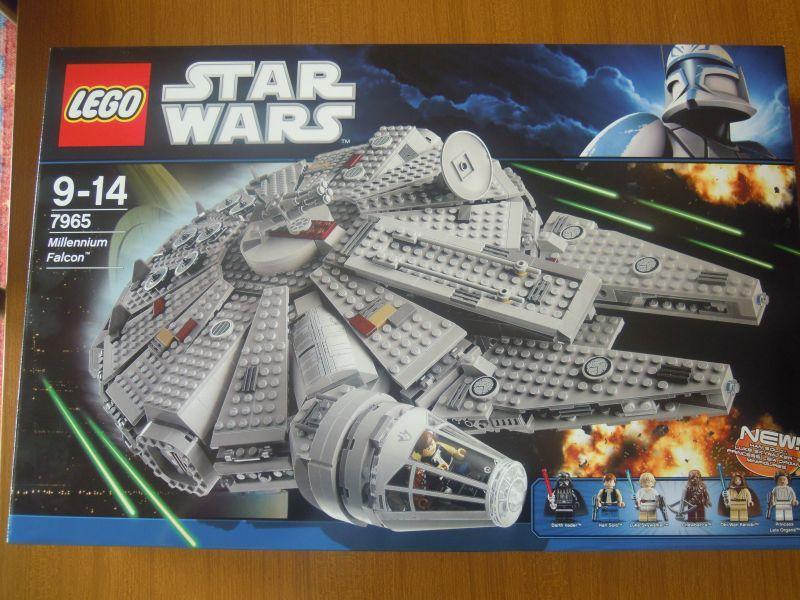 LEGO STAR WARS - 7965 - Millennium Falcon  Sw1d10