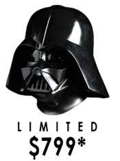 eFX - DARTH VADER HELMET LEGEND - EPISODE IV: A NEW HOPE - Page 3 Vader-10
