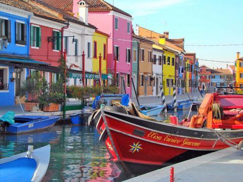 Jeu du multicolore Venise10