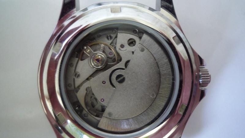 la montre automatique la moins chère ! P1000614