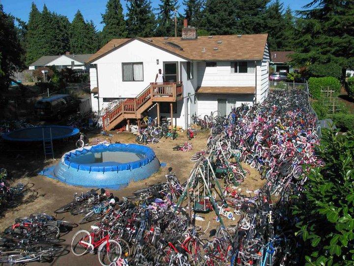 Avez-vous un deuxième vélo pour les ballades, les vacances... ? 16327910