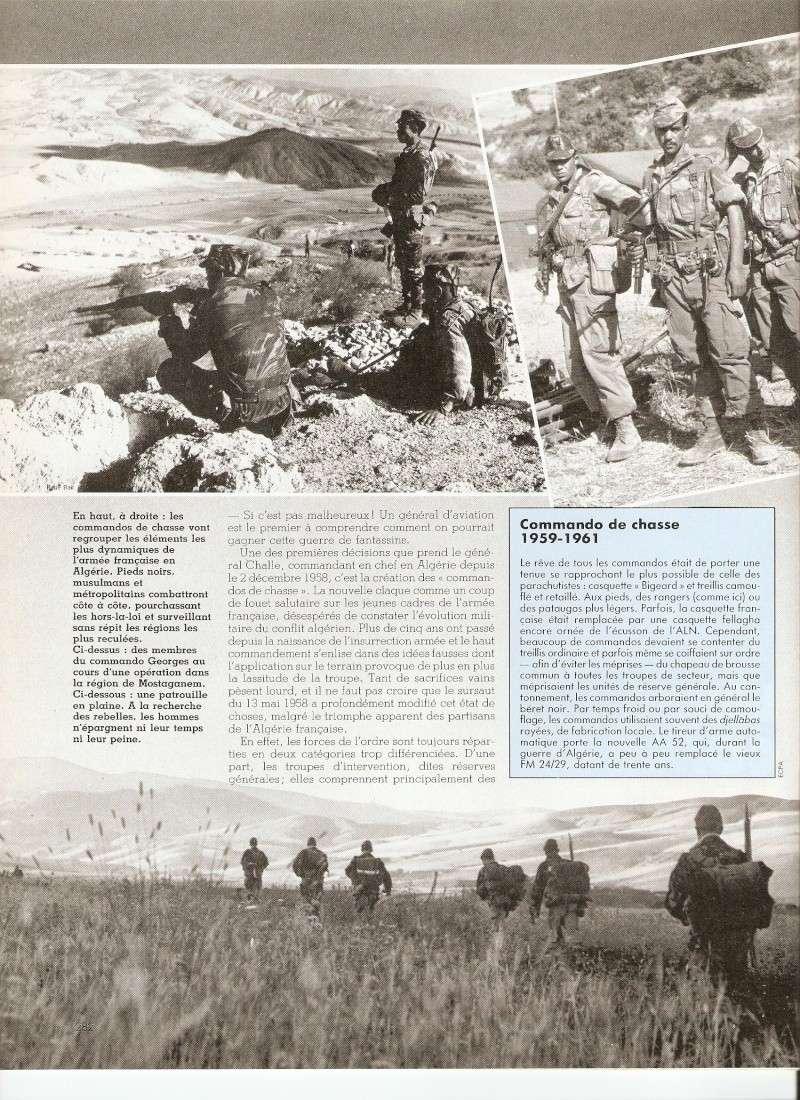 CHOUF ! Les Commandos de chasse en Algérie Numari11
