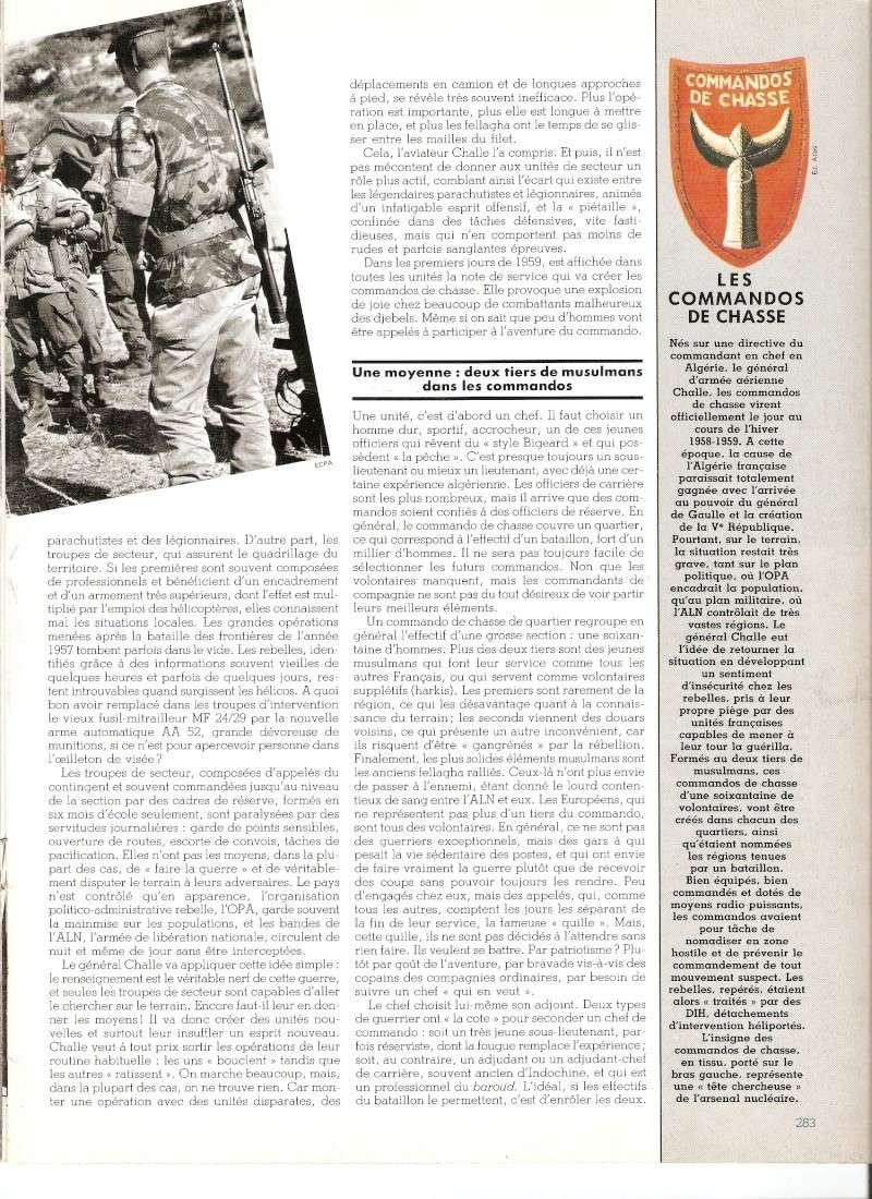 CHOUF ! Les Commandos de chasse en Algérie Numari12