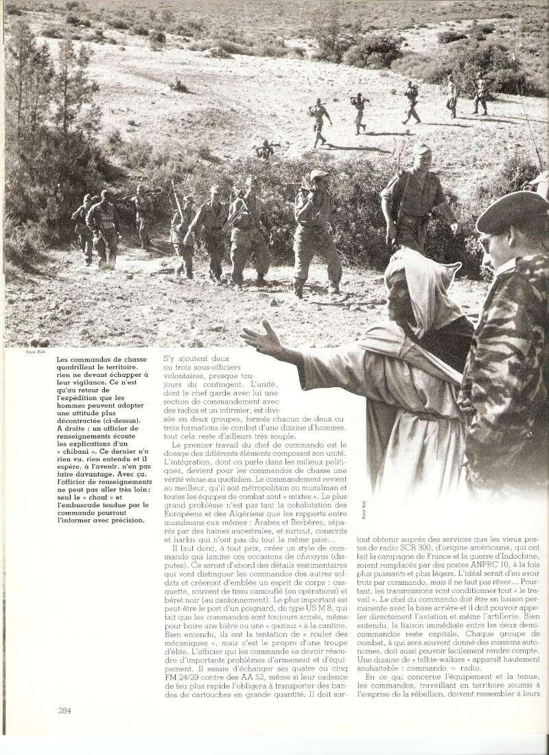 CHOUF ! Les Commandos de chasse en Algérie Numari13