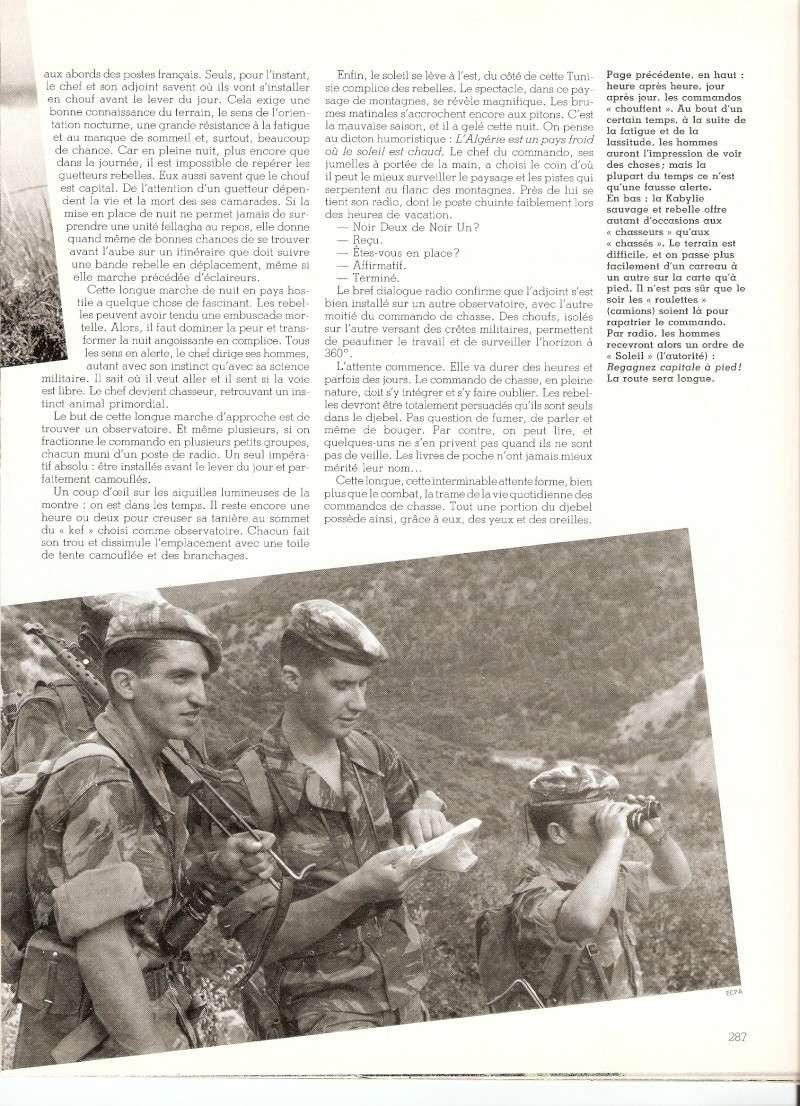 CHOUF ! Les Commandos de chasse en Algérie Numari16