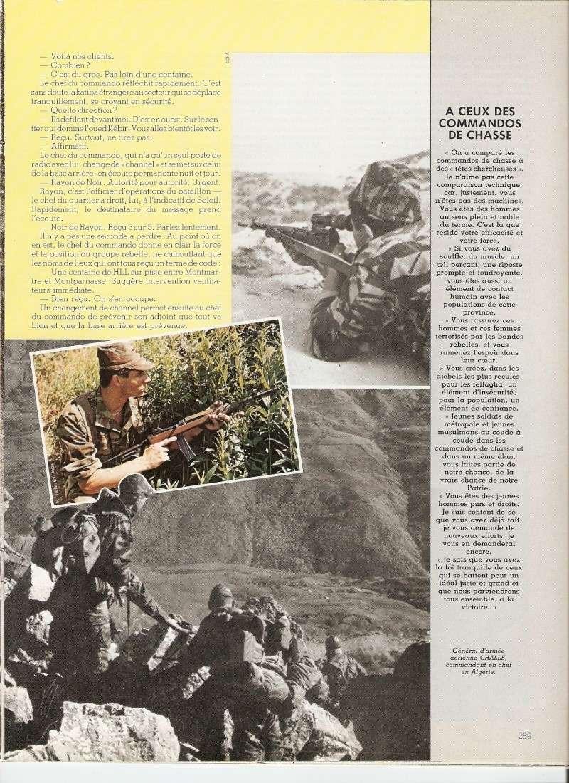 CHOUF ! Les Commandos de chasse en Algérie Numari18