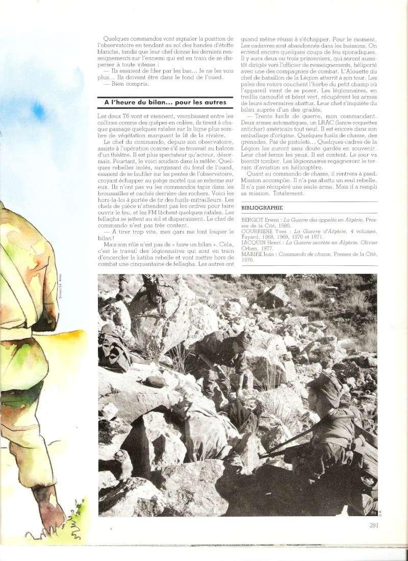 CHOUF ! Les Commandos de chasse en Algérie Numari20