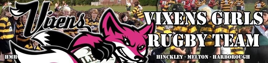 HMH - Vixens Girls Rugby Team