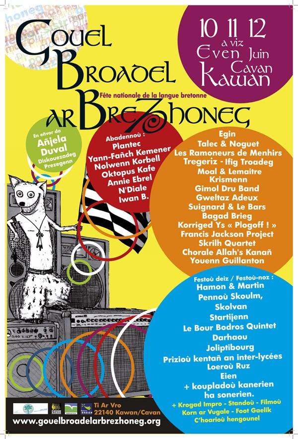 Gouel Broadel ar Brezhoneg 2011  CAVAN (22) Cavan10