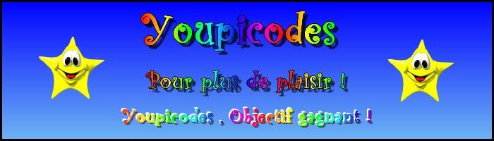 Youpicodes, Pour Plus De Plaisir !