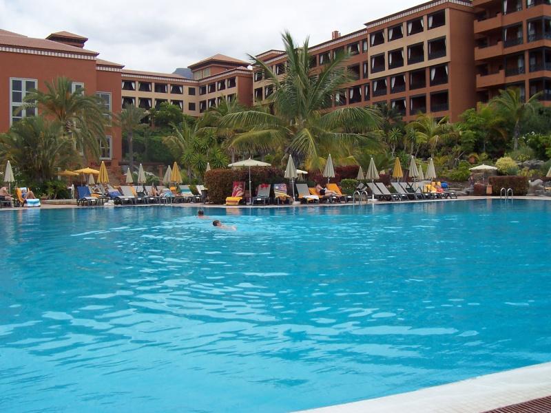 Canary Islands, Tenerife, Costa Adeje, Palace Hotel Teneri23