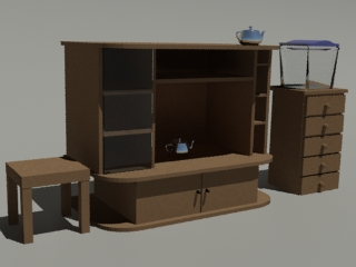 [Tuto Mental Ray - Eclairage - 3DS Max] - Page 2 Eclair10