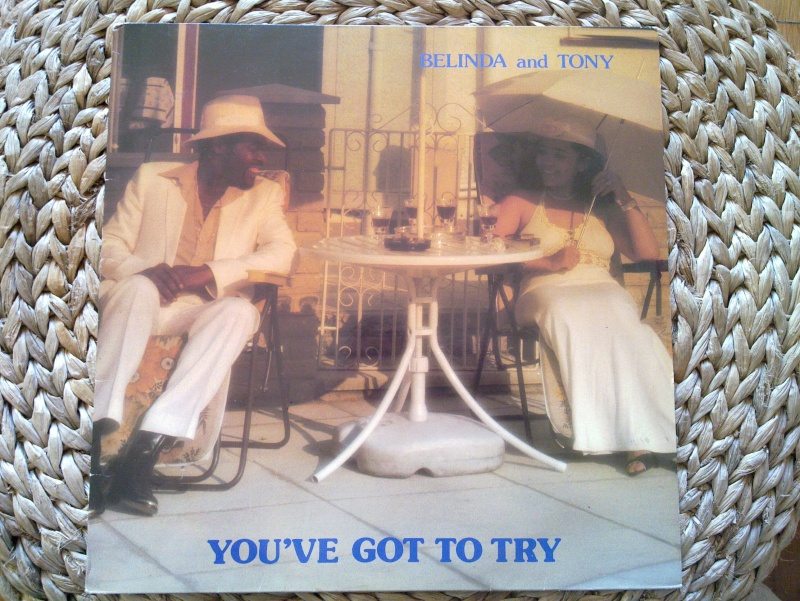 LP BELINDA and TONY - you've got try - orbitone records 1982 20090310