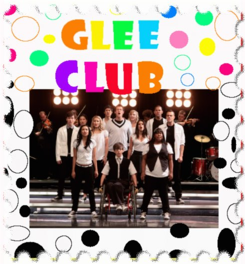 Integrantes del Club Glee Gleecl10