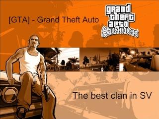 GTA - Grand Theft Auto :D