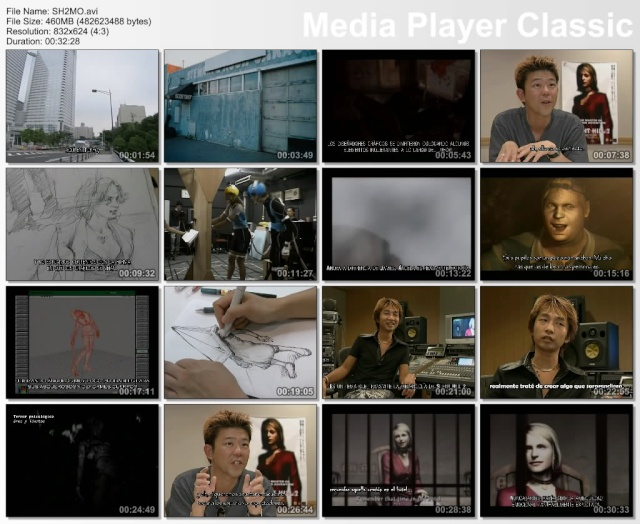 Making of Silent Hill 2 Mosh211