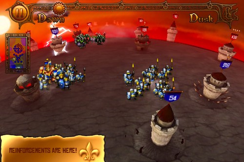 [JEU] CASTLE WARRIORS : RTS en 3D [Payant]   Screen11