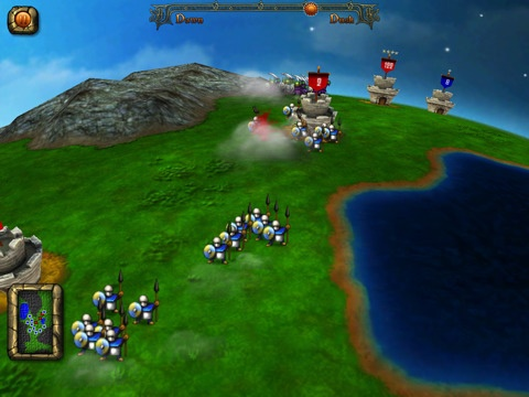 [JEU] CASTLE WARRIORS : RTS en 3D [Payant]   Screen12