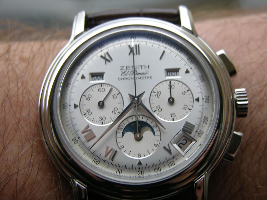 Nouvelle acquisition ZENITH Chronomaster Phase de Lune Dscn7010