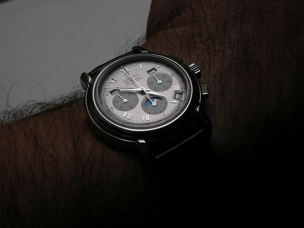 Nouvelle acquisition ZENITH Chronomaster Phase de Lune Dscn7011