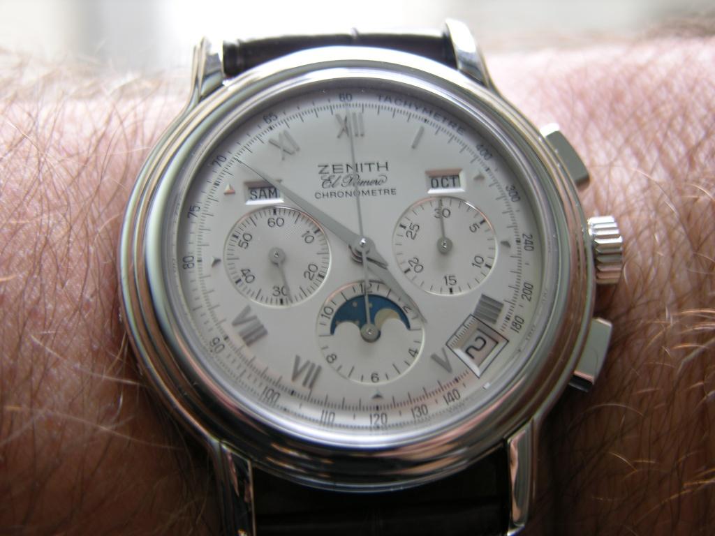 Nouvelle acquisition ZENITH Chronomaster Phase de Lune Dscn7012