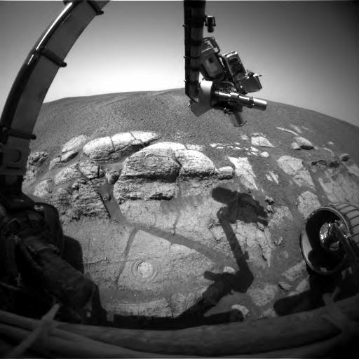 Mars - Lander and Rover Images 1f131210