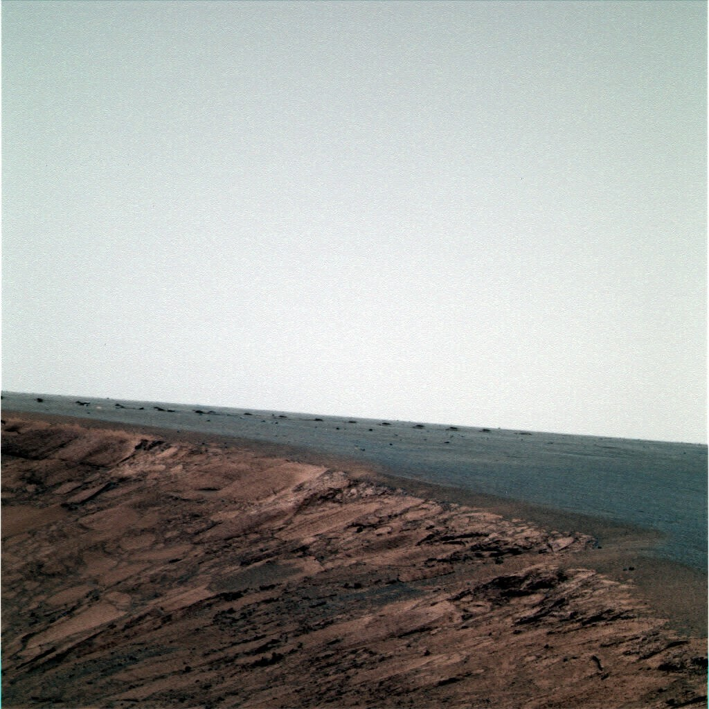 Mars - Lander and Rover Images 1p223110