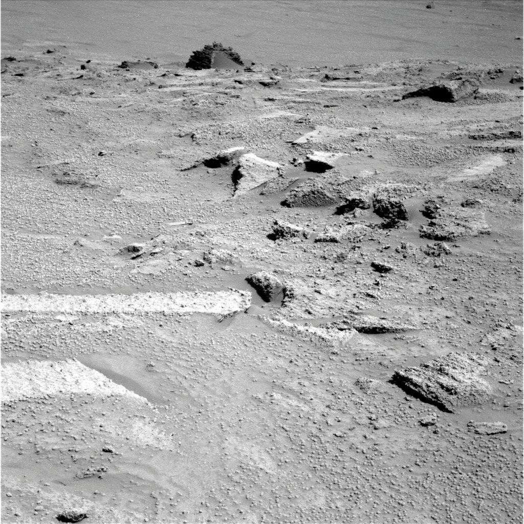 Mars - Lander and Rover Images 1p347110