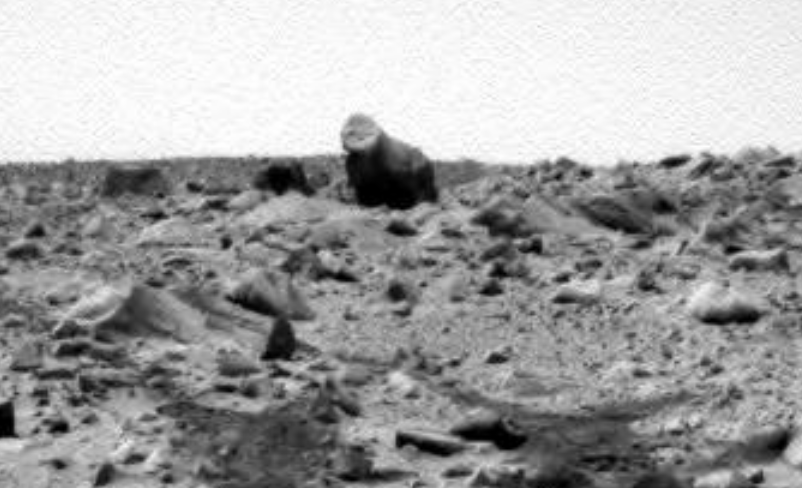 Mars - Lander and Rover Images Justar10