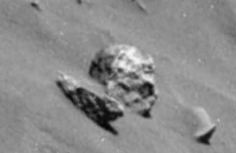 Mars - Lander and Rover Images Ms210