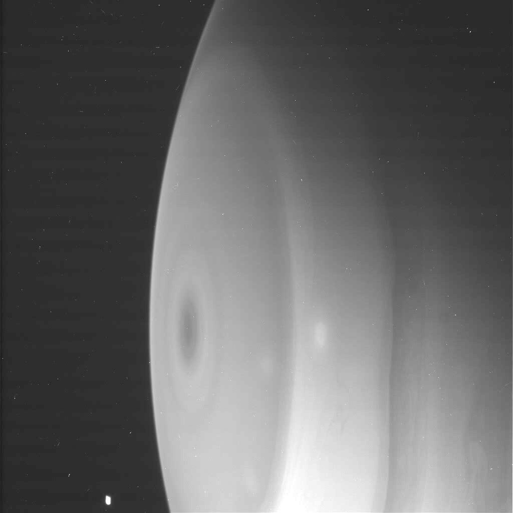 Cassini orbiter locates Sphere object N0000710