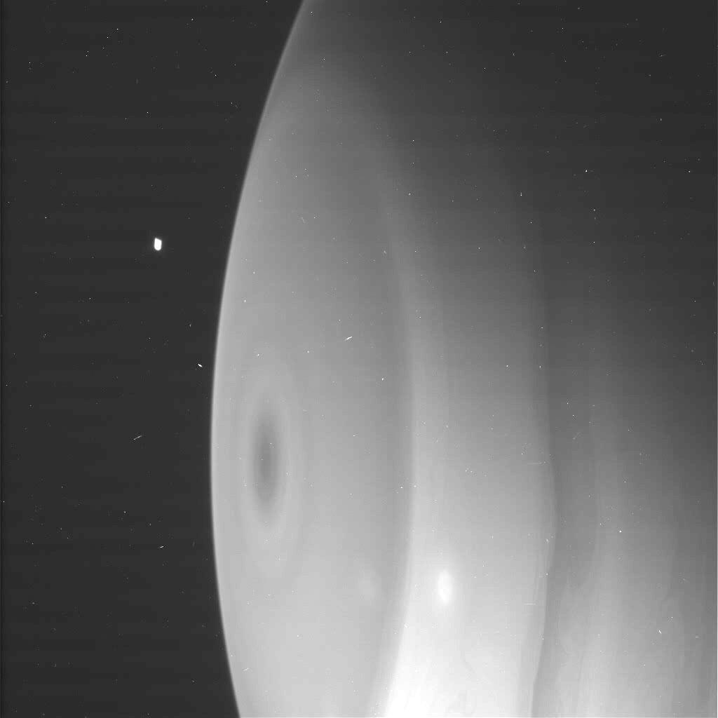 Cassini orbiter locates Sphere object N0000712