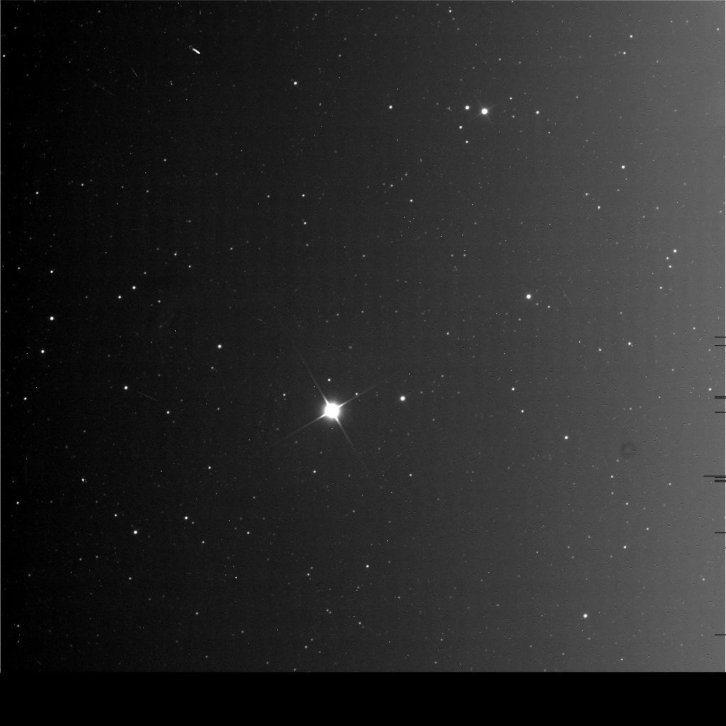 Cassini orbiter locates Sphere object N0006210