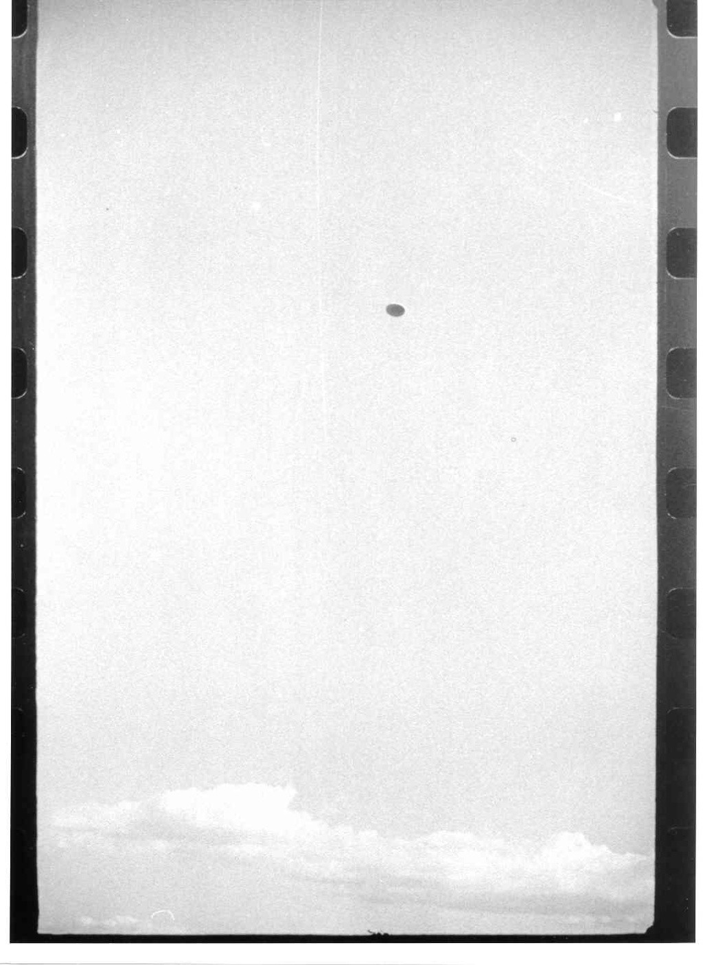 UFO Pictures Taken in Lac Chauvet, France 1952 Photo310