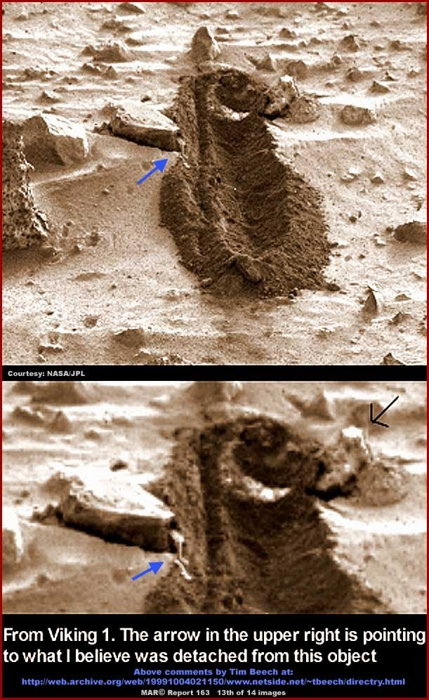 Mars - Lander and Rover Images V110