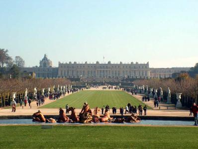 Sortie château de Versailles (parc et annexe)  3819_110