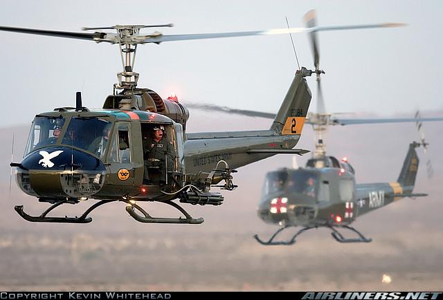 SAR 474 Bravo : Bell UH-1B version CombatSAR 12935612