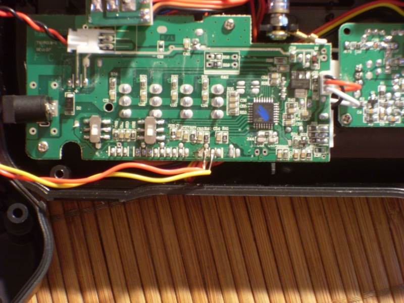 Emetteur Graupner MX16s Sl384110