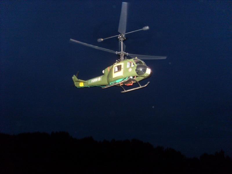 SAR 474 Bravo : Bell UH-1B version CombatSAR Sl385511