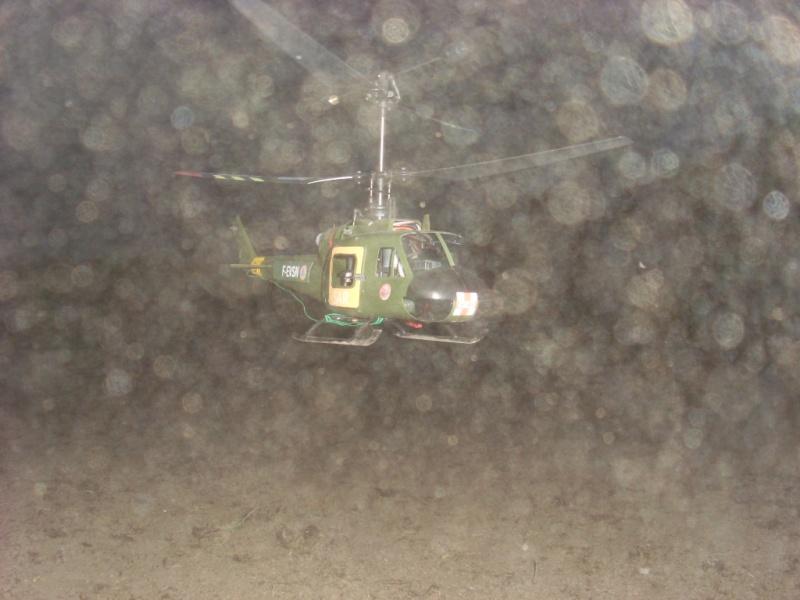 SAR 474 Bravo : Bell UH-1B version CombatSAR Sl385512