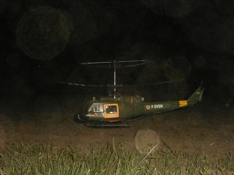 SAR 474 Bravo : Bell UH-1B version CombatSAR Sl385513