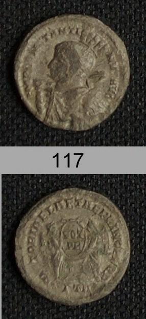 pseudo argenteus de CONSTANTIN Ier 11712