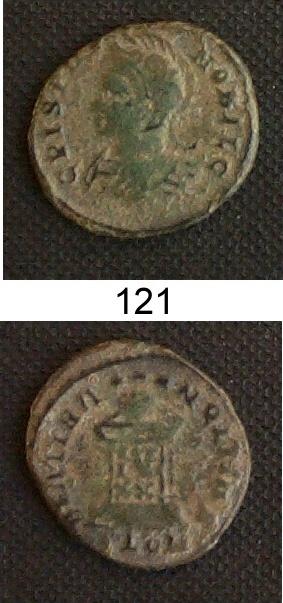 crispus césar de 317 à326 12110