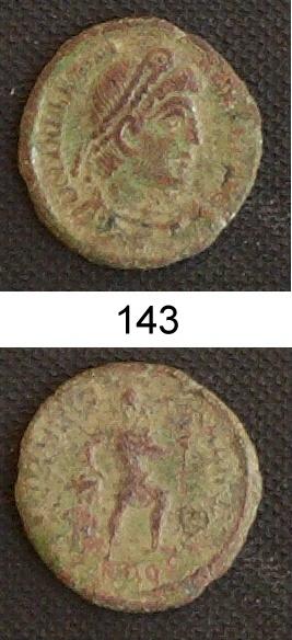 bronze de VALENTINIEN Ier 14310