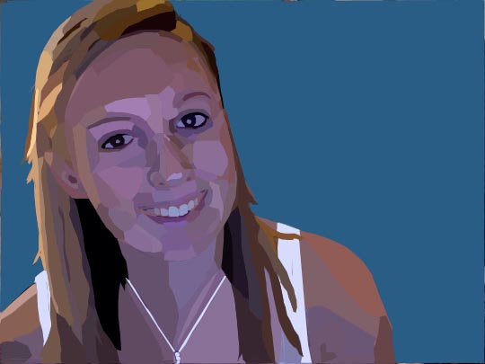 Assignment 12 - self-portrait with pen tool Due Oct 19 (Tues) Photos11
