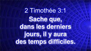 2 Timothée 3:1-9 - Les temps de la fin . Images11